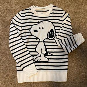 Snoopy Peanuts Sweater
